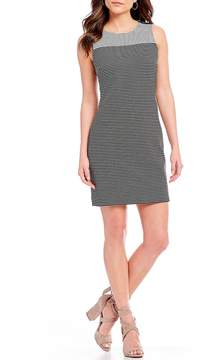 Isaac Mizrahi Imnyc IMNYC Stripe Shift Dress