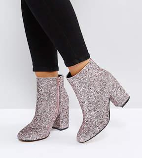 Asos RAQUEL Wide Fit Ankle Boots