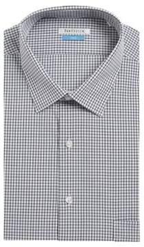 Van Heusen Tall-Fit Check Cotton Dress Shirt