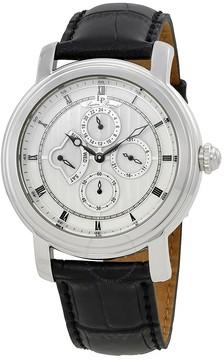 Lucien Piccard Valarta Retrograde Day Men's Watch