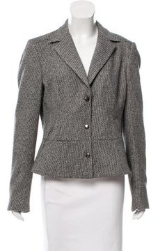 CNC Costume National Mélange Structured Blazer