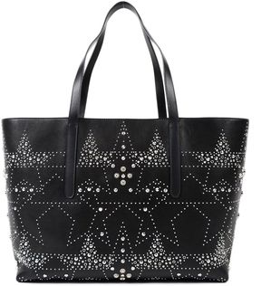 Jimmy Choo Twist East West Studded Tote