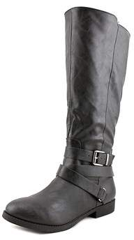 Style&Co. Style & Co. Womens Lolah Wide Calf Wide Calf Closed Toe Fashion Boots.