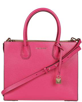 Michael Kors Large Mercer Tote - ULTRA PINK - STYLE