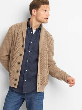 Gap Cable-knit cardigan