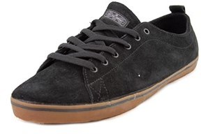 DVS Shoe Company Rehab Round Toe Suede Sneakers.