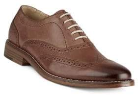 G.H. Bass Corbin Leather Wingtip Oxford Shoes