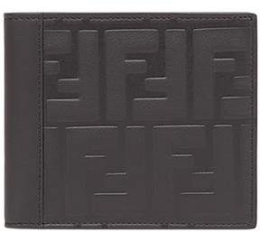 Fendi Men's Black Leather.