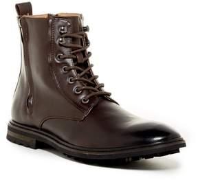 Robert Wayne Thatcher Lace-Up Boot - Wide Width