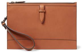 Ermenegildo Zegna Leather Pouch