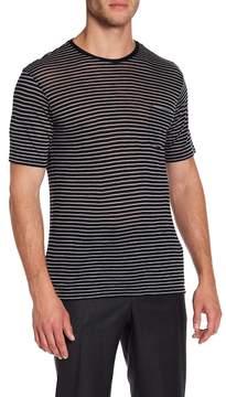 The Kooples Striped Wool Jersey Shirt
