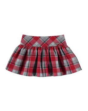 Mayoral Check skirt TG