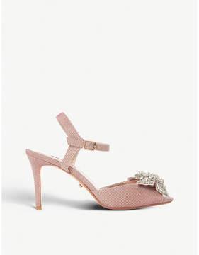 Dune Martee bow-embellished heeled sandals