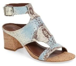 Donald J Pliner Women's Ellee Block Heel Sandal