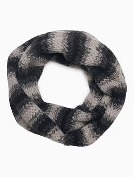 Calvin Klein marled ombre infinity scarf
