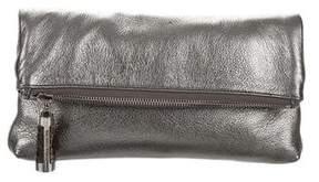 Michael Kors Grained Leather jFlap Clutch