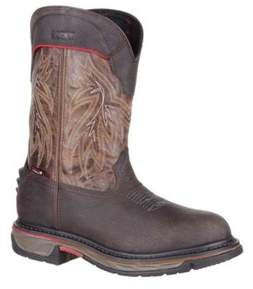Rocky Men's 11 Iron Skull Waterproof Western Boot Rkw0202.