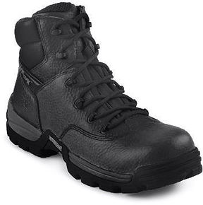 Wolverine Mens Safety Slip-Resistant Boots