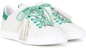 Tod's Cassetta leather sneakers