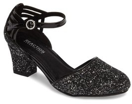 Kenneth Cole New York Girl's Sarah Shine Pump
