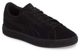 Puma Boy's Suede Classic Badge Ps Sneaker