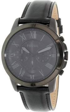 Fossil Grant FS5132 Black Dial Watch