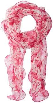 Lauren Ralph Lauren Lina Silk Oblong Scarf Scarves