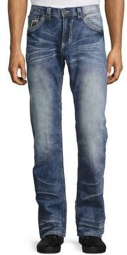 Affliction Blake Standard Straight-Leg Jeans