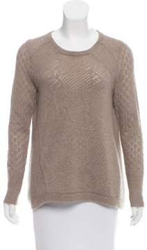 White + Warren Cashmere Long Sleeve Sweater w/ Tags