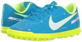 Nike MercurialX Vortex III Neymar TF Soccer Cleat Kids Shoes