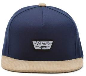 Vans Mini Full Patch Snapback Hat