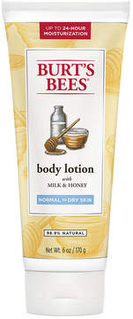 Milk & Honey Body Lotion by Burt's Bees (6oz Lotion)