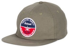 Herschel Men's 172 Baseball Cap - Green