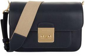 Michael Kors Large Sloan Editor Shoulder Bag - BLUE - STYLE
