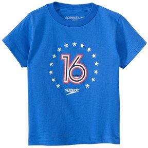 Speedo Unisex Toddler 16 Tee Shirt 8146977