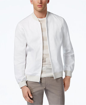 Alfani Men's Collection Bomber Jacket, Created for Macy's