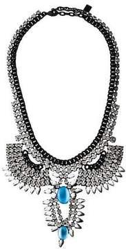 Dannijo Embellished Collar Necklace