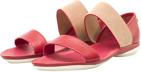 Camper Women's Right Nina Leather Sandal