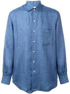 Loro Piana plain shirt