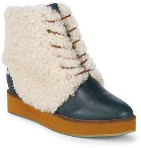 Australia Luxe Collective Women's Bundaburg Shearling Ankle Boots