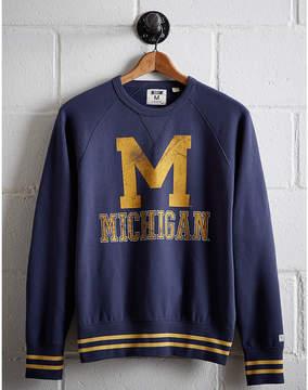 Tailgate Men's Michigan Fleece Sweatshirt