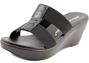 Callisto Womens Ali Open Toe Casual Platform Sandals.