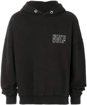 Misbhv Tribal 95' washed hoodie