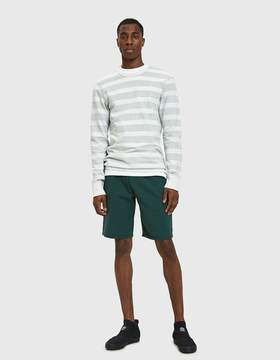 Reigning Champ Terry Sweatshort in Court Green