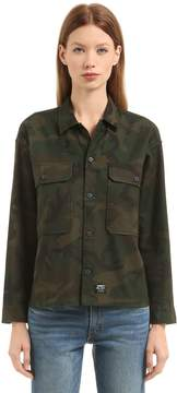 Carhartt Salinas Camo Cotton Twill Shirt