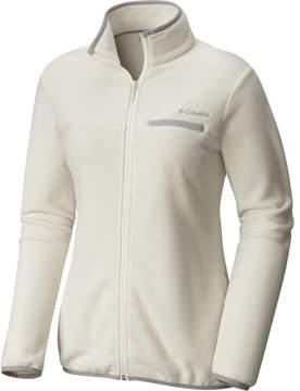 Columbia Mountain Crest Full-Zip Fleece Jacket - Women's
