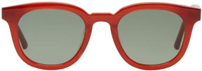 Gentle Monster Red Key West Sunglasses