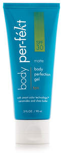 Per-fékt Beauty Matte Tan Body Perfection Gel SPF 30 - Tan