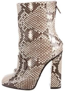 Gucci 2016 Lillian Horsebit Ankle Boots