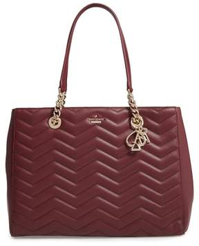 Kate Spade Reese Park Courtnee Leather Tote
